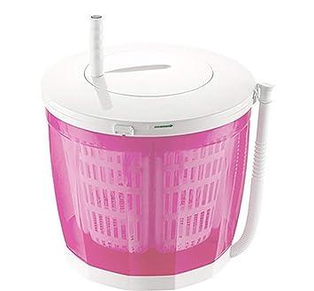 Amazon.com: SMINNG Lavadora portátil ecológica, no eléctrica ...