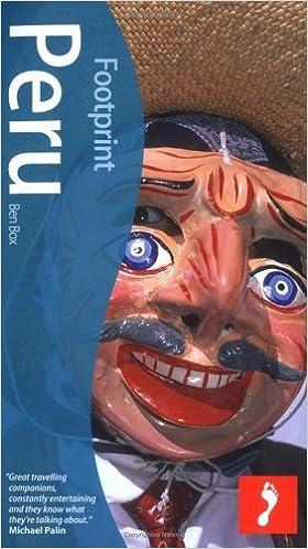 Book Footprint Peru by Ben Box (2005-02-10)