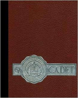 Reprint 1967 Yearbook University Military School Mobile Alabama