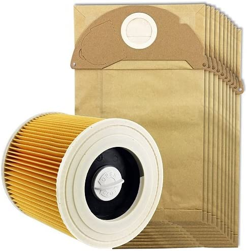 Reliapart - Bolsas de polvo y filtros para aspiradoras Karcher ...