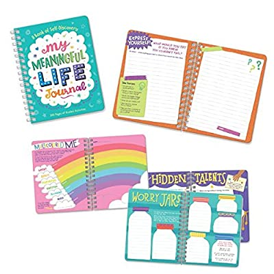 My Meaningful Life Journal: Toys & Games