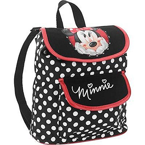 Minnie Mouse Dots Small Backpack