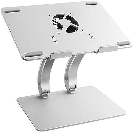 YINKUU - Soporte para ordenador portátil (ajustable, ergonómico ...
