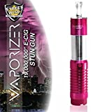 vaporizer ecigarette -  Streetwise Diamondback Vape Stun Gun Looks like a Vaporizer Electronic Cigarette but it is not. It has a built in Flashlight 19,000,000 volt Rechargeable with FREE Survival Whistle (Pink)