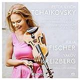 Peter Il'yich Tchaikovsky: Violin Concerto in D, Op. 35 - Serenade Melancolique, Op. 26 - Valse-Scherzo, Op. 34 - Souvenir d'un lieu cher