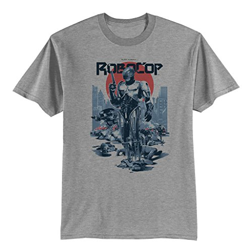 Robocop T-shirt Loot Crate Exclusive Adult Men's (Medium)