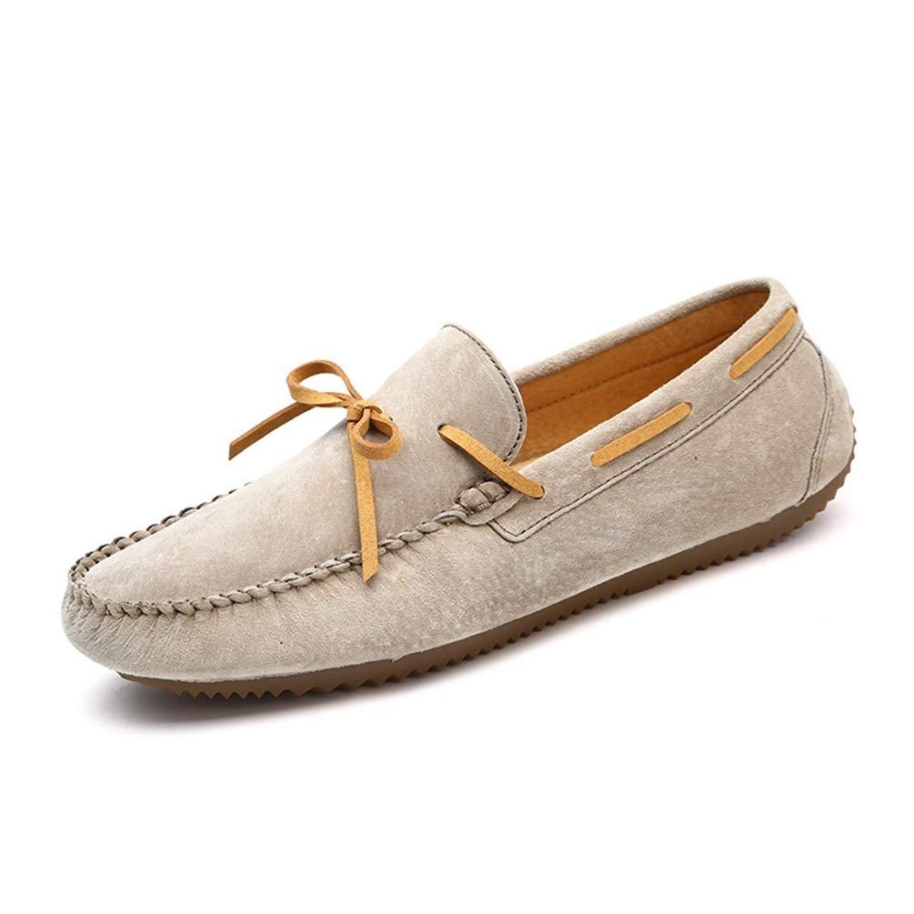 Feidaeu - Zapatos de Sintético Hombre 40 EU|Caqui