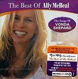 The Best Of Ally McBeal : The Songs Of Vonda Shepard [Korea Edition] [+2 Bonus Tracks] [Sony Music Entertainment Korea]