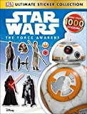 Star Wars The Force Awakens Ultimate Sticker Collection
