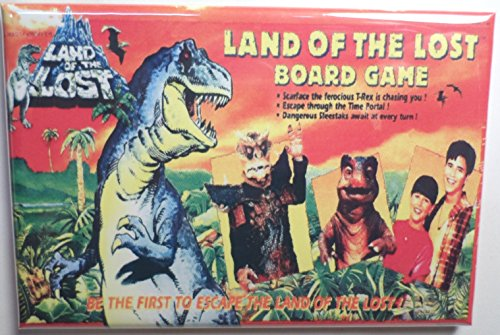 Land of the Lost Board Game Box 2