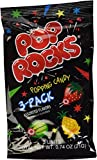 Pop Rocks Variety Pack - 24 Packets Total (8 of each - Watermelon, Strawberry, Tropical Punch)
