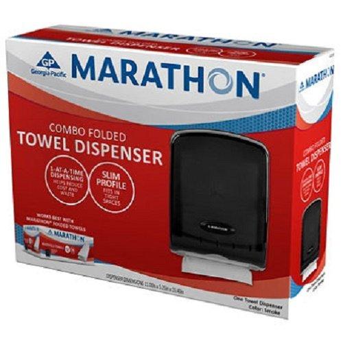 marathon towel dispenser - 5