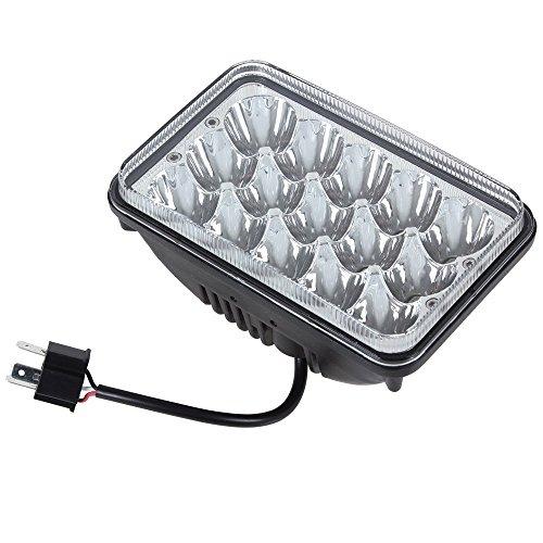 4 pc bearclaw kit 4x6 c led headlights bulb for peterbilt import it all. Black Bedroom Furniture Sets. Home Design Ideas