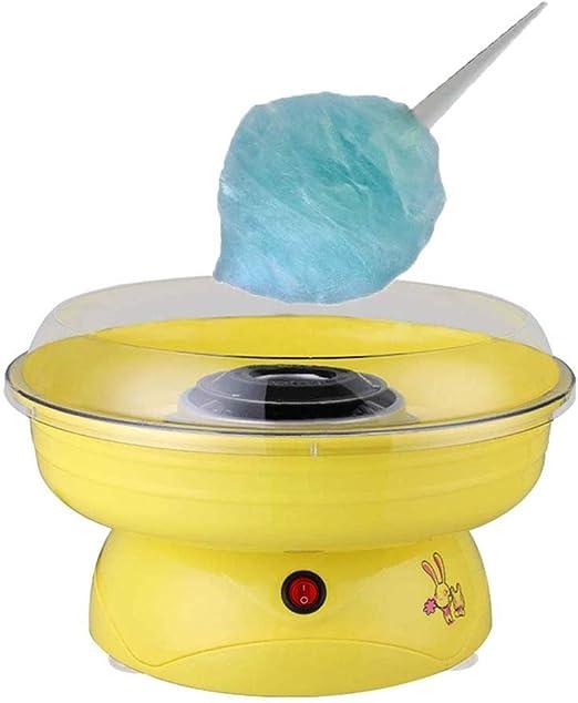 400W Cotton Candy Machine para Casa, Maquina de Algodon de Azucar para Fiesta y Ocasiones Especiales, de plástico, 32x19 cm, Usar Azúcar Normal o Caramelos Duros: Amazon.es: Hogar