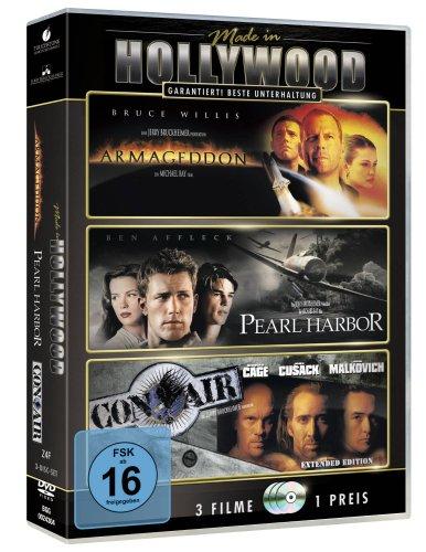 MiH - Armageddon / Pearl Harbor / Con Air [Import allemand]