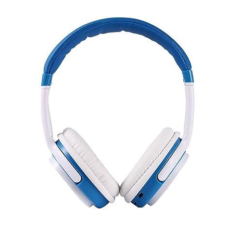 Sencillo Vida Auriculares Inalámbrico estéreo Música Over-Oreja Sonido de Alta fidelidad Calling Construido en