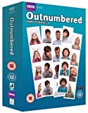 Outnumbered - Complete Series 1-4 - 6-DVD Box Set ( Out numbered - Complete Series One to Four ) [ NON-USA FORMAT, PAL, Reg.2.4 Import - United Kingdom ] by Claire Skinner