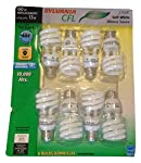 Sylvania CF13EL CFL Soft White Light Bulb
