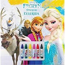 DCL Disney. Diversão Colorida. Frozen, Multicores