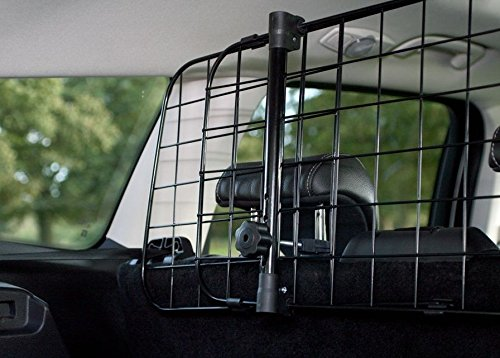 Mr E Saver/© Adjustable Rear Headrest Mesh Cat Dog Pet Guard Safety Barrier Protector HM613