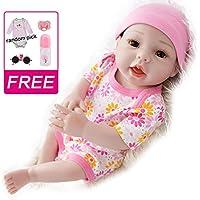 UCanaan 20 Inch Reborn Baby Dolls