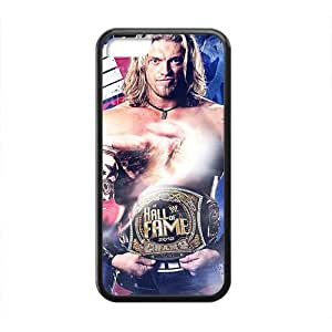 WWE Wrestling Fighter Black Phone Case for Iphone 5c