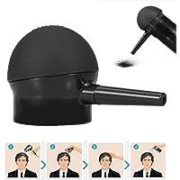 Hair Fibers Black Delaman Aerosol Profesional Aplicación Atomizador para Fibras de Construcción de Cabello Boquilla Herramientas para Engrosar el Cabello