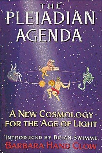 Pleiadian Agenda by Barbara Hand Clow (Jan 18 (Pleiadian Agenda)