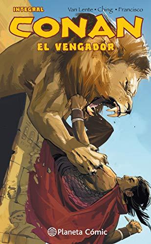 Conan El vengador (integral): 21 por Van Lente, Fred,Brian Ching