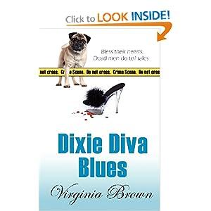 Dixie Diva Blues Virginia Brown