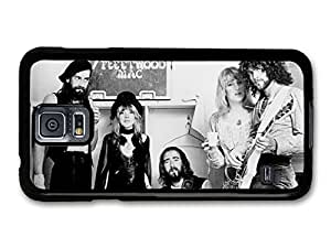 AMAF ? Accessories Fleetwood Mac Black and White Band Photoshoot with Drinks case for Samsung Galaxy S5