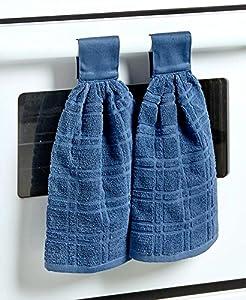 Set of 2 Hanging Kitchen Towels
