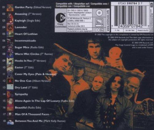 cd the best of marillion