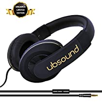 UBSOUND Dreamer - Cuffie Stereo On-ear con Microfono