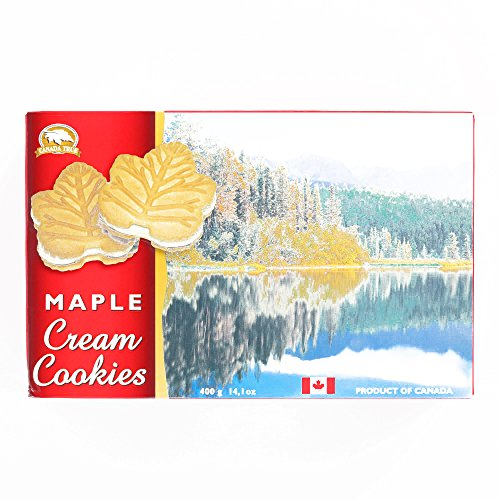 Maple Cream Cookies, 14.1 Ounce - 400 -