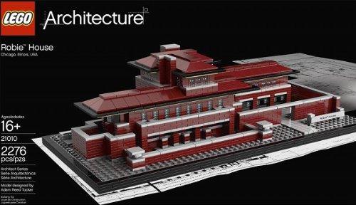 Amazon LEGO Architecture Robie House 21010 Toys Games