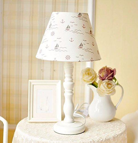 Caldo e colori caldi al posto letto camera da letto lampada luce di ...