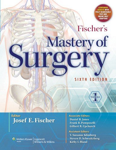 fischers-mastery-of-surgery-2-volume-set