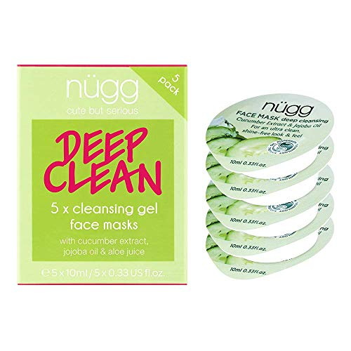 nügg Deep Cleansing Clear Skin Face Mask