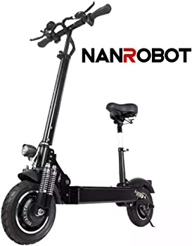 NANROBOT D4+ Electric Scooters