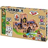 Zing S1062 Stikbot Movie Castle Set
