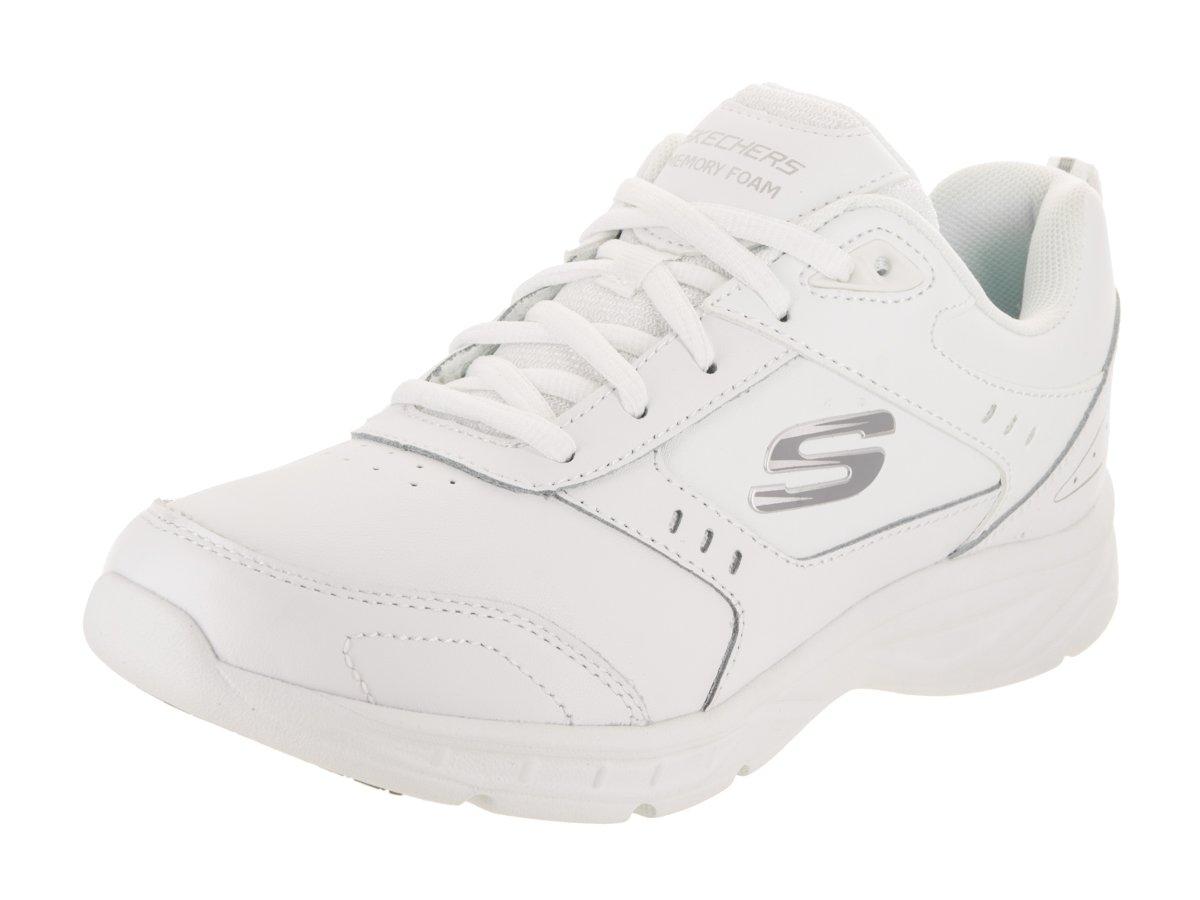 Skechers Skechers12154WHT - 12154_Wht Para Mujer 9 B(M) US|Blanco