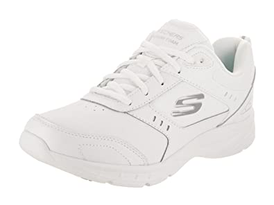 49ba753e0d10 Skechers Mystics Womens Sneakers White 7