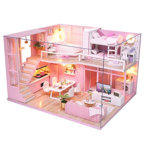Home Dollhouse Miniature Plastic European Sofa Chair End Table Piano Set Furniture Accessories Good Companions For Children As Well As Adults