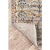 "nuLOOM Prima Persian Vintage Area Rug, 5' 3"" x"