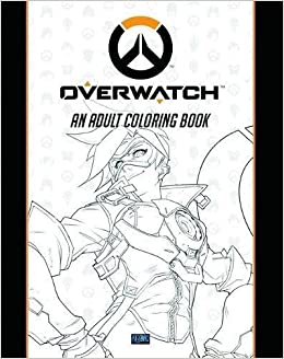 Amazon.com: Overwatch Coloring Book (9781945683060): Blizzard ...