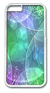ACESR Circulars Unique iPhone Case PC Hard Case Back Cover for Apple iPhone 6 4.7inch
