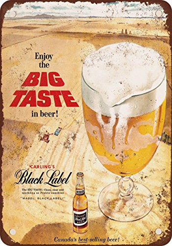 1959-carlings-black-label-beer-10-x-7-vintage-look-reproduction-metal-sign