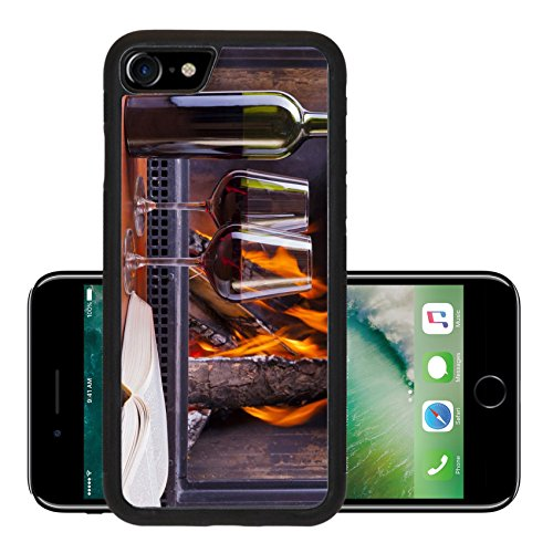 Luxlady Premium Apple iPhone 7 Aluminum Backplate Bumper