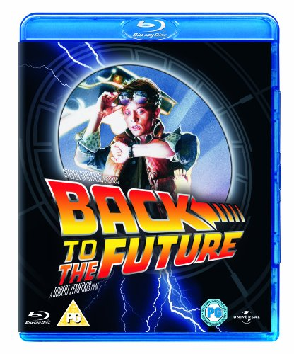 back to the future part 1 - 2